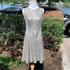 Rachel Rachel Roy Silver Dress Size 4